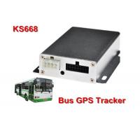 Quality GT1513 GSM GPS Tracker With Sudden Acceleration / Deceleration , Truck Tracking Device for sale
