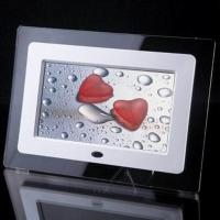 Quality digital photo frame support multi-functions for sale