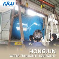 Quality Safety Water Purification Tank Alkaline Industrial Water Filtration System 1 Year Guarantee for sale