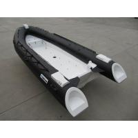 Buy cheap hot sale 480cm long FRP rigid inflatable rib boat with locker console from Wholesalers