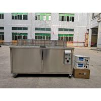 Quality Brass Faucet Ultrasonic Industrial Ultrasonic Cleaning Tanks Stainless Steel 304 for sale