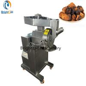 China Small Dried Mushroom Herbal Powder Machine Ginseng Grinder Mill Pulverizer on sale