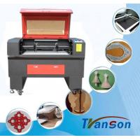 Quality Transon 6090 Double Heads Laser Machine for sale