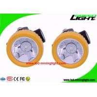 China All In One Mining Hard Hat Lights 1 Year Warranty With Engineer Plastic Material on sale