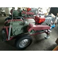 Quality High Efficiency Fast Cable Winch Puller With Diesel Engine Powered for sale