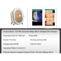 Quality Home Skin Hair Testing Analysis Machine 3d Digital Observe Abs Material for sale