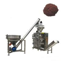 China 220V 2.5kw Automatic Flour Packing Machine With Screw Dosing Filler on sale
