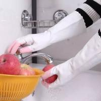 China Multi Color PVC Household Hand Gloves / Agricultural PVC Hand Gloves on sale
