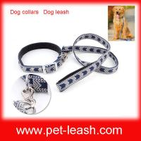 China Dog collar, traction belt QT-0086 on sale
