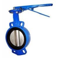 Quality Wafer Type Central line Butterfly valve for sale
