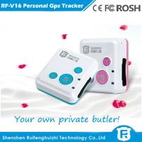 Quality electronic products portable sos panic button gps tracker for kids for sale
