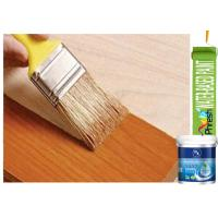 China Colorless Water Based Exterior Wood Paint Nitrocellulose Clear Coat Eco Friendly on sale