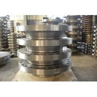 Quality Forged WN Steel Pipe Flange , butt weld carbon steel Pipe fittings for sale