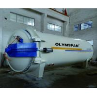 Quality Full Automatic ASME Composite Autoclave For Aerospace And Automotive for sale