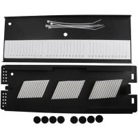 Quality LightWeight Coated Fiber Joint Enclosure Durable Paint Strain Relief Fiber Splicing Tray for sale