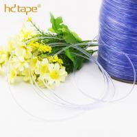 Quality SGS eco-friendly colored TPU plastic elastic beading thread for jewelry for sale