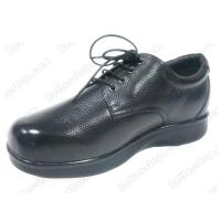 Quality Better-step Leather Dibaetic Shoes For Men,Soft Lining and Durable,Top grade,Extra wide and depth for sale