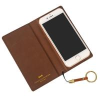 Quality Nice design slim leather iPhone wallet case with credit card slot for sale