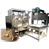 Quality 380V 50HZ Almond Peanut Butter Production Line Peanut Butter Processing Equipment for sale