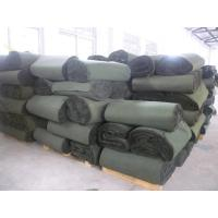 Quality army green waterproof canvas fabric for sale