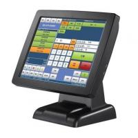 Buy cheap CJ Legend T610 15 Inch Touch PC POS All In One Desktop With J1900 Motherboard from wholesalers