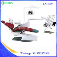 China Integral Dental Unit Dental Chair CE Approved With Sensor Control LED Light, Touch Screen dental unit on sale