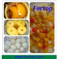 Quality Kosher Canned Fruits (CF-002) for sale