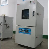 Quality 500 Deg C Powder Coated Micro PID Control High Temperature Heated Vacuum Chamber for sale