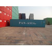 China High Strength Shipping Container Overseas , 45ft Standard Metal Shipping Containers on sale