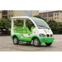 Quality Hotel Electric Club Car Electric Golf Cart 4 Wheel 4 Seat With CE Certificated for sale