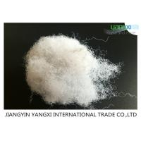 Quality Low Defect Rates Non Woven Polyester Fiber 80D X 64MM For Insulation Panels for sale