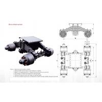China Mechanical Suspension Bogie Suspension Truck Suspension Parts High Mounting Series on sale