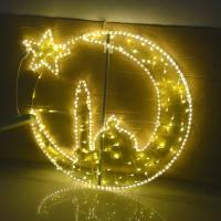 Quality led star and moon lights for sale