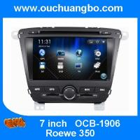 China Ouchuangbo Car DVD Stereo System for Roewe 350 GPS Navigation Multimedia Player iPod USB  OCB-1906 on sale