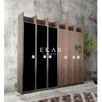 Buy Latest Furniture Wooden With Glass Doors Models Bookcase European Style KSL At Wholesale Prices