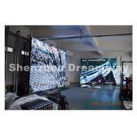 Buy cheap 5 mm Indoor Full Color LED Display with SMD2121 Black LED HDMI DVI Input from wholesalers