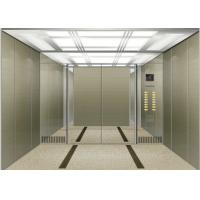 ISO9001 / ISO14001 Mini Machine Room Elevator Integration of core technology