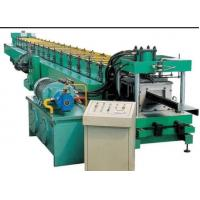 Buy Industrial Metal C Purlin Roll Forming Machine , Steel Roll Forming Machine  at wholesale prices
