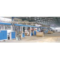 Quality 3/5/7 ply corrugated cardboard production line for sale