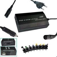 Quality Both for home and car use 100W Universal laptop adapter for sale