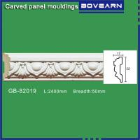 Buy Plaster-like polyurethane decorative wall trims for interior decoration color at wholesale prices