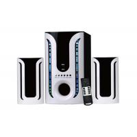 Buy cheap 2.1 Hi-Fi Woofer Audio Wireless Home Theatre Speakers System With LED Light from wholesalers