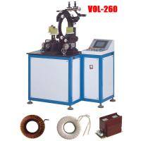 Quality simple operation+high quality for toroid coil winding machine for sale