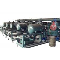 Quality Dirty Used Motor Oil Recycling Equipment , Multifunction Waste Oil Refinery Machine for sale