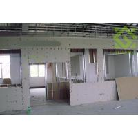 Buy cheap Paperfaced Perlite Board for internal insulation board/wall fireproof partition materialsexterior insulation board from Wholesalers