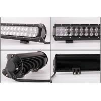 Quality 4d Lens Waterproof Vehicle LED Light Bar High Intensity 4x4 For Jeep Trucks for sale