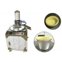 Buy cheap Egg Tart Dough Maker Machine Commercial Custard Tarts Forming Machine from wholesalers