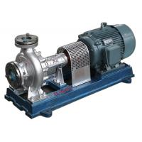 Quality WRY high temperature oil circulation pump with high performance,low noise for sale