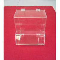 Quality Clear Locking Acrylic Display Cases for Models Custom 6mm 8mm for sale
