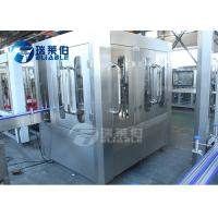 China Plastic Bottle Filling And Capping Machine , Automatic Water Bottle Filling System on sale
